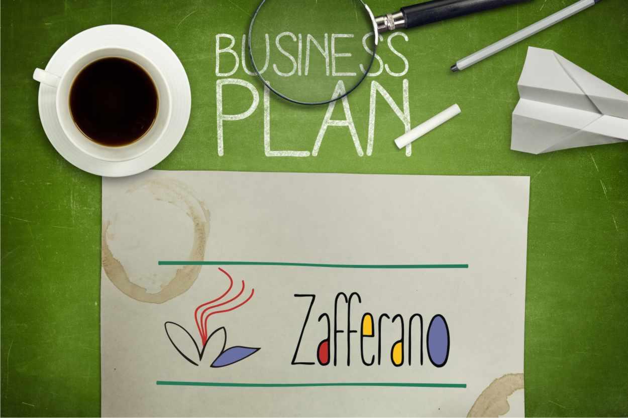 business plan per zafferano